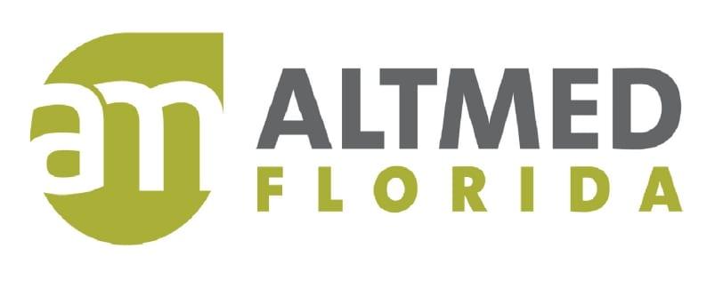altMED Medical Marijuana Dispensary Logo