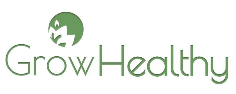 GrowHealthy Medical Marijuana Dispensary Logo