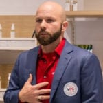 Joshua Littrell, Founder and Managing Director of the Veterans for Cannabis Foundation